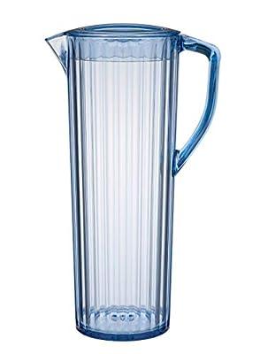 シービージャパン ピッチャー ブルー プラスチック製 麦茶 ポット LS ジャグ 1.2L UCA