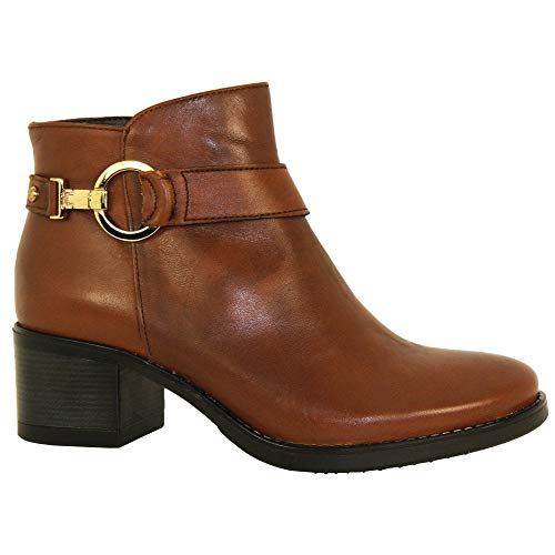 Luis Gonzalo Ankle Boot 4555M 37 Tan