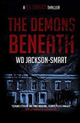 Photo of the book cover of The Demons Beneath by WD Jackson-Smart