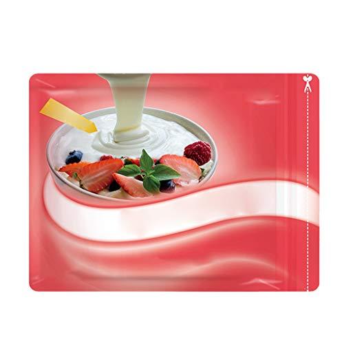 KINTRADE Joghurt Hefe Starter Natural 10 Arten von Probiotika hausgemachte Lactobacillus Fermentation Powder Maker 10g hausgemachte Küchenbedarf
