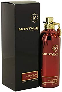 100% Authentic MONTALE RED VETYVER Eau de Perfume 100ml Made in France