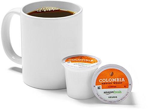 AmazonFresh 80 Ct. K-Cups, Colombia Medium Roast,...