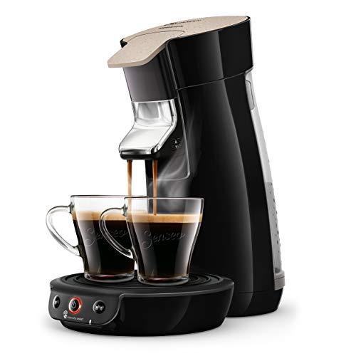 Philips Senseo Viva Cafe Eco HD6562/32 Machine à café à dosettes Édition limitée avec 80 dosettes Noir