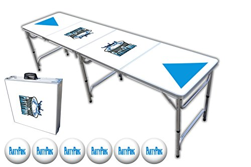 Great Features Of PartyPongTables.com 8-Foot Beer Pong Table - Party Pong Professional Edition