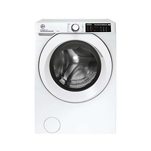 Hoover H-Wash 500 HW610AMC Free Standing Washing Machine, WiFi Connected, A+++, 10 kg, 1600 rpm, White