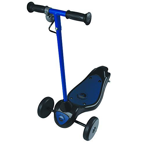 Pulse Performance Products Safe Start Scooter Blue