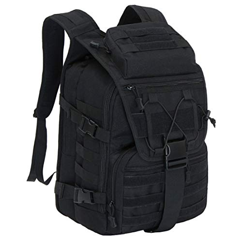Selighting 40L Tactical Backpack Military Assault Backpacks MOLLE Survival...