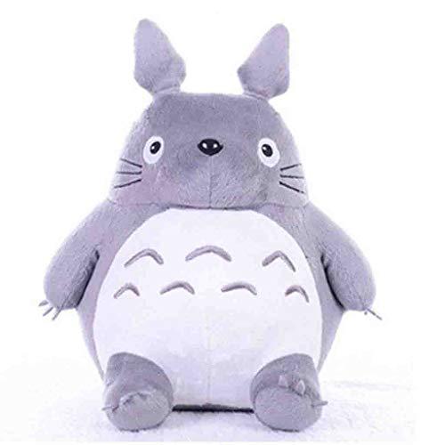 Totoro Plush Doll My Neighbor Totoro Figure Soft Lovely Cartoon Toy for Birthday Christmas Mom and Dad Festival Journey Buddy,30cm