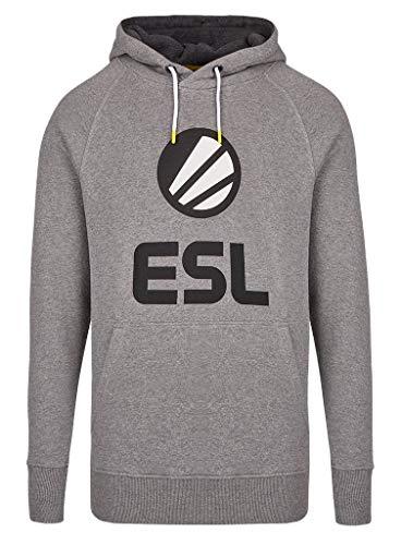 ESL Classic Hoodie Grau L