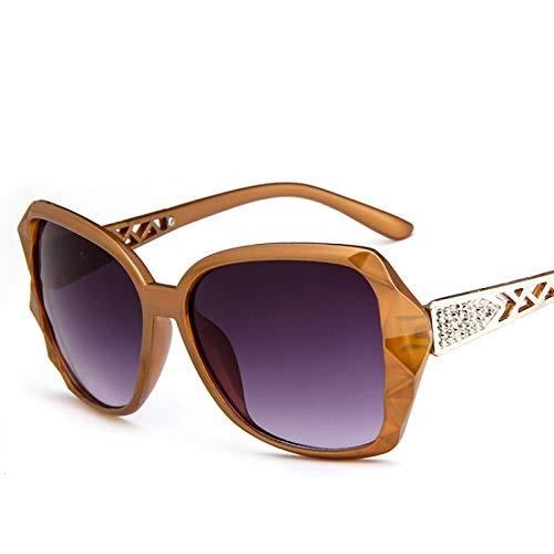 ShSnnwrl Único Gafas de Sol Sunglasses Festival De Moda para Niñas Diseño De Marca De Lujo Gato Gafas De Sol De Ojo Vintage Cuadr