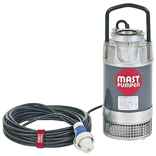 Mast Tauchmotorpumpe TP 4-1 nach DIN 14 425 Feuerwehr Hochwasser Storz B 230V von MBS-FIRE®