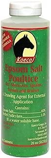 Durvet/equine D-Epsom Salt Poultice Gel 20 Ounce by Durvet