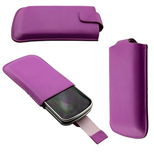 caseroxx Slide-Etui für Emporia TOUCHsmart V188, Tasche (Slide-Etui in pink)