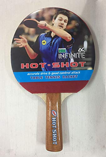 Infinite Hot-Shot Table Tennis Racquet