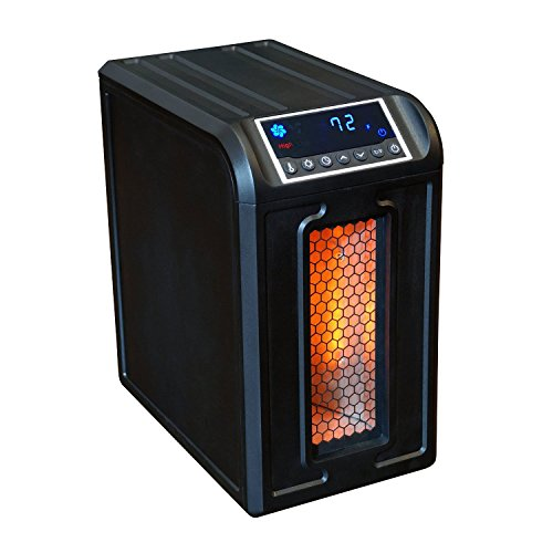 Best lifesmart infrared heater Review