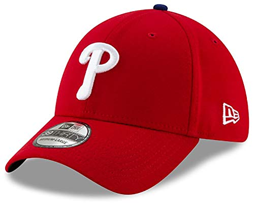 New Era MLB Game Team Classic 39THIRTY Stretch Fit Cap, Unisex-Erwachsene, rot, Medium/Large