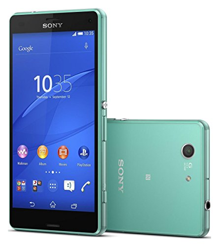 Sony Xperia Z3 Compact D5803 Green Factory Unlocked LTE GSM 4.6' [LTE:700/800/850/900/1700/1800/1900/2100/2600]