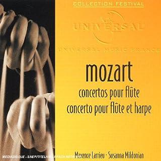 Mozart-Concertos Pour Flute-Concerto Pour Flute Et