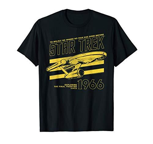 Star Trek Original Series Enterprise '66 Graphic T-Shirt