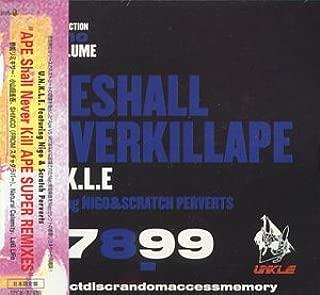 Ape Shall Never Kill Ape - Super Remixes