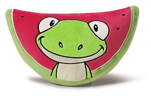 Nici 39586 - Kissen mit Frosch