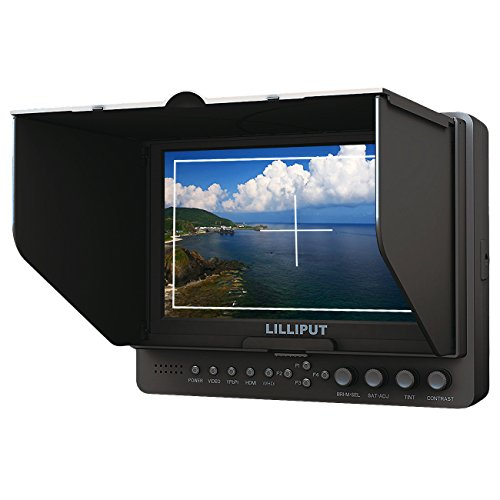 Learn More About Lilliput 665/O/WH 7 WHDI Wireless HDMI Field Monitor for Full HD Camcorder DSLR