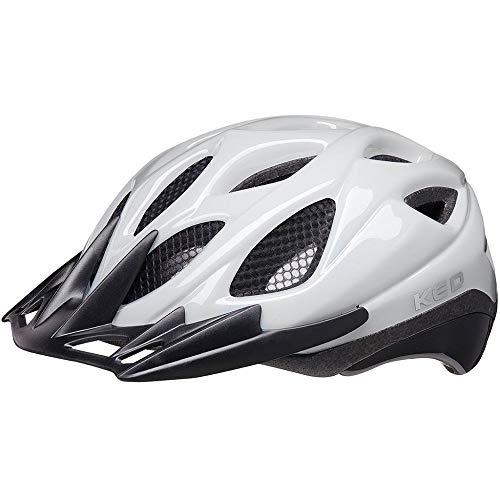 KED Tronus Helm Quiet Grey Kopfumfang L | 57-63cm 2021 Fahrradhelm