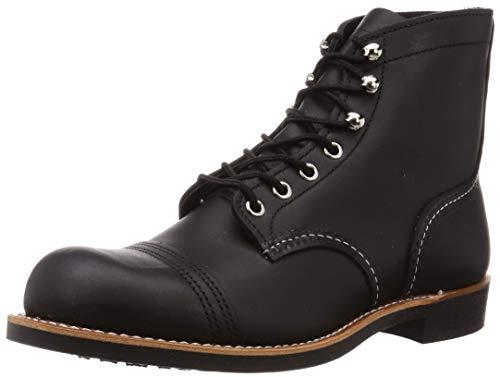 [レッド ウィング シューズ] ブーツ 8084 メンズ ブラック 25 cm D
