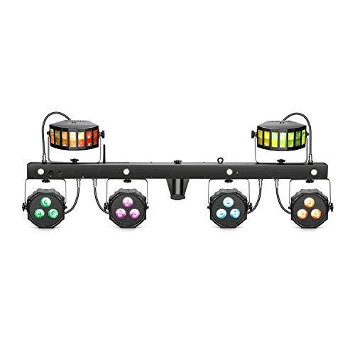 Cameo MULTI FX BAR EZ - Lichtanlage mit 3 Lichteffekten für mobile DJs und Bands