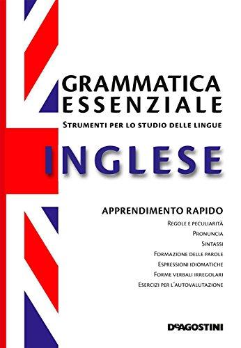 Inglese - Grammatica essenziale (Grammatiche essenziali) by Manuela Cohen (a cura di)