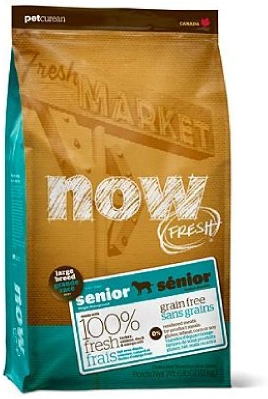 SDISC NOW Fresh Grain Free Large Breed Senior Recipe 25lbs