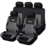 AUTOYOUTH Car Seat Covers Universal Fit Full Set Car Seat...