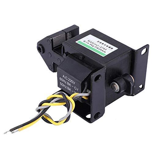 MQ8 (SA) -3702 Elektromagnet Elektromagnet Push-Pull Elektromagnet 220VAC 49N Elektromagnet mit Langer Lebensdauer für die industrielle Automatisierung
