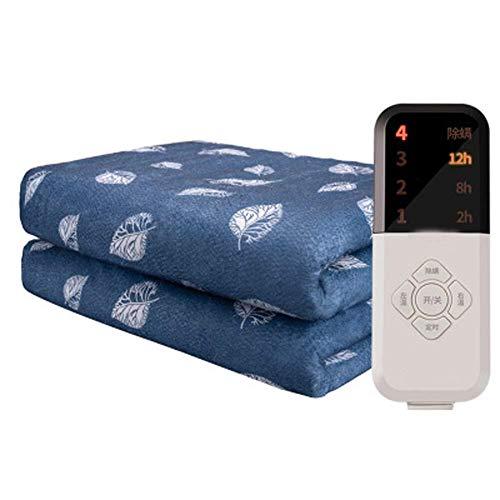 Calor electrico manta Inicio eléctrico Manta  Control de Individual  Temperatura regulable  resistente...