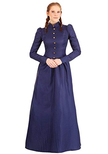 Women's Laura Ingalls Wilder Fancy Dress Costume X-Large