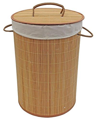 Cestos Ropa Sucia Bambu Marca JVL