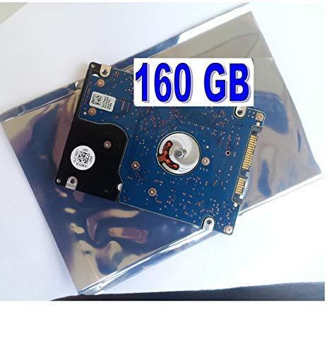 160 GB Disco Duro Compatible con Packard Bell EasyNote TK87 (PEW91) el portátil