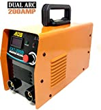 JPT 200A ARC MMA IGBT Digital Display LCD Hot Start Welding Machine DC