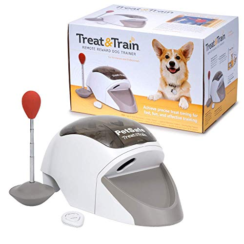 PetSafe Treat & Train Manners Minder Remote Reward Dog Trainer