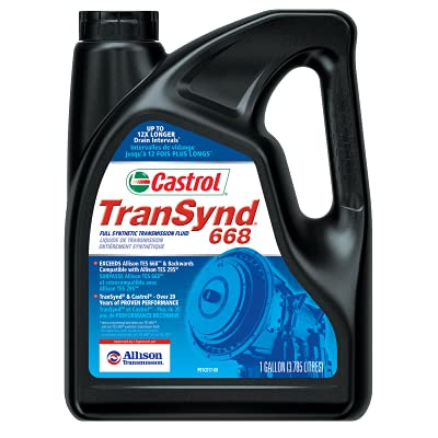 Castrol TranSynd 668 Allison 2021 Updated SPEC 1...