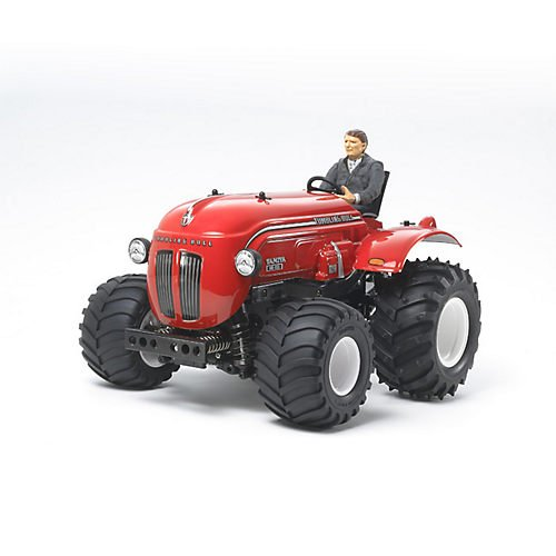 RC Auto kaufen Traktor Bild: TAMIYA 300058586 - 1:10 RC Tumbling Bull Wheelie (WR-02G)*
