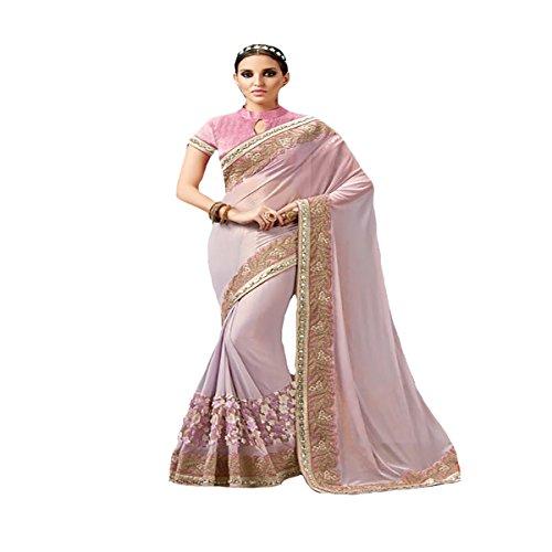 Wedding Indian Sari Gown Muslim Women Dress Hijab Women Saree Party Wear 8828
