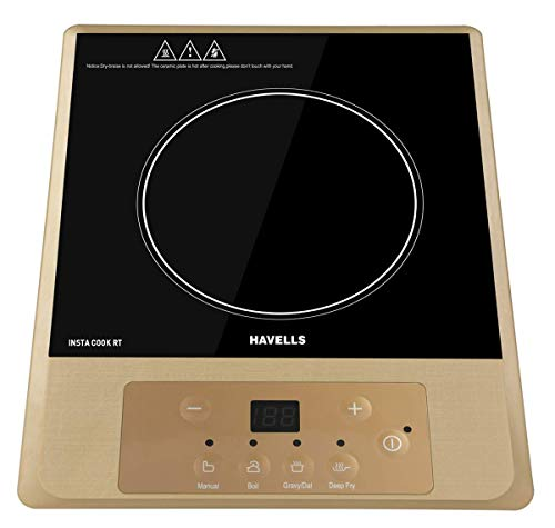 Havells Insta Cook RT 1400 watts Induction Cooktop