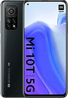 Xiaomi Mi 10T 5G Dual SIM 128GB 6GB RAM Noir (B08KTD3XD9) | Amazon price tracker / tracking, Amazon price history charts, Amazon price watches, Amazon price drop alerts