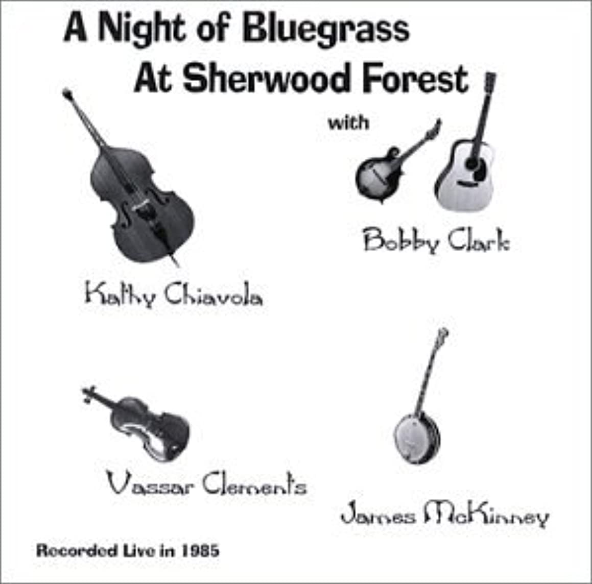 A Night Of Bluegrass At Sherwood Forest