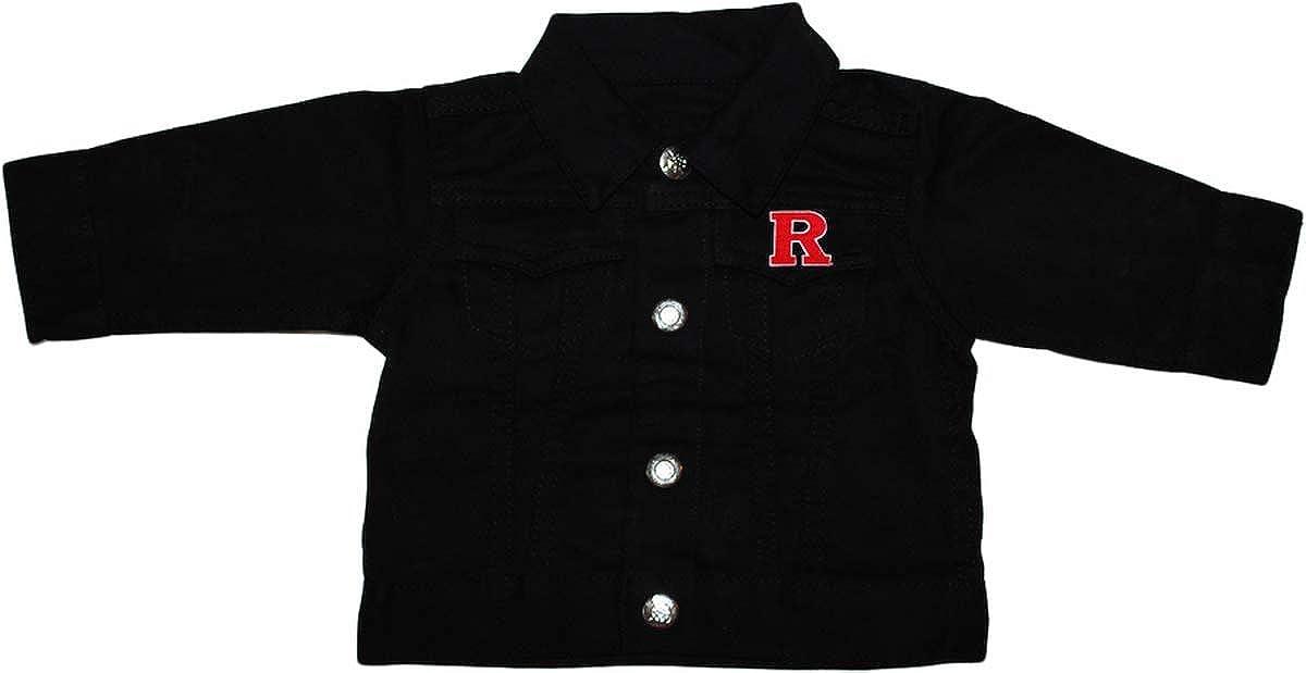 Creative Knitwear Outlet SALE Rutgers University Manufacturer direct delivery Jacket Denim