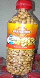 Haffinique Nigerian/African Roasted Peanut - 13oz Made in Nigeria