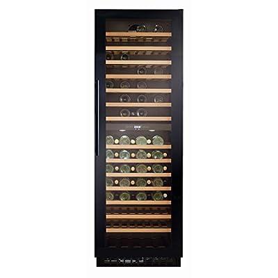 CDA FWC860BL Wine Cooler Freestanding Full Height Black by CDA