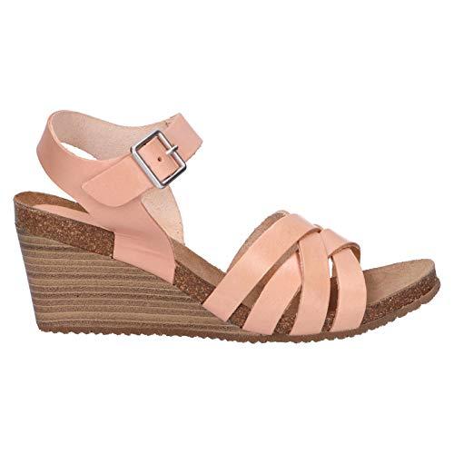 Kickers Zapatos de cuña 775710-50 Solyna 133 Rose Nude 36 para Mujer