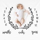 Apoyos de la manta de la fotografía del bebé, manta del registro de...